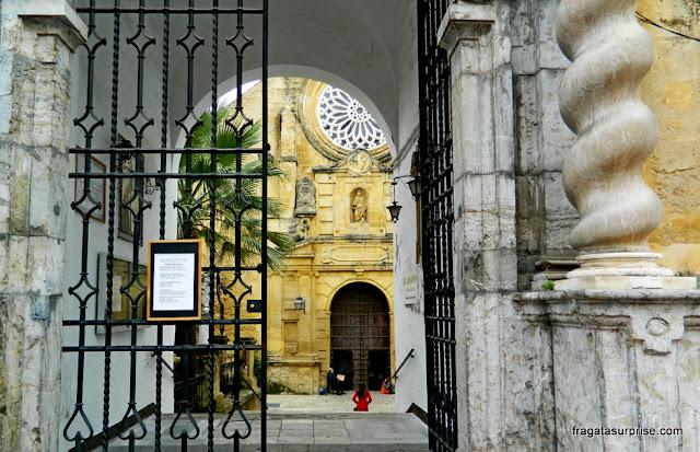 Igreja de San Pablo, em Córdoba, Andaluzia