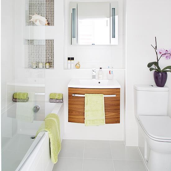 12 mẹo thiết kế để tạo một phòng tắm Inax nhỏ tốt hơn