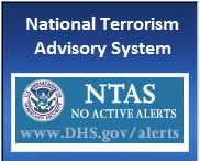 the national terrorism advisory system The national terrorism advisory system, or ntas, replaced the color-coded homeland security advisory system (hsas) in april, 2011 the ntas system effectively communicates information about terrorist threats by providing timely, detailed information to the public, government agencies, first responders, airports and other.