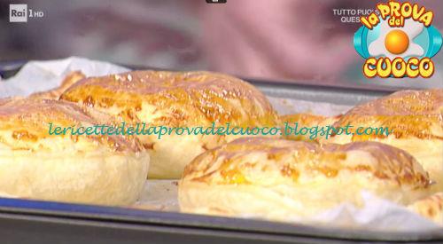 Uovo alla Rossini ricetta Messeri da Prova del Cuoco