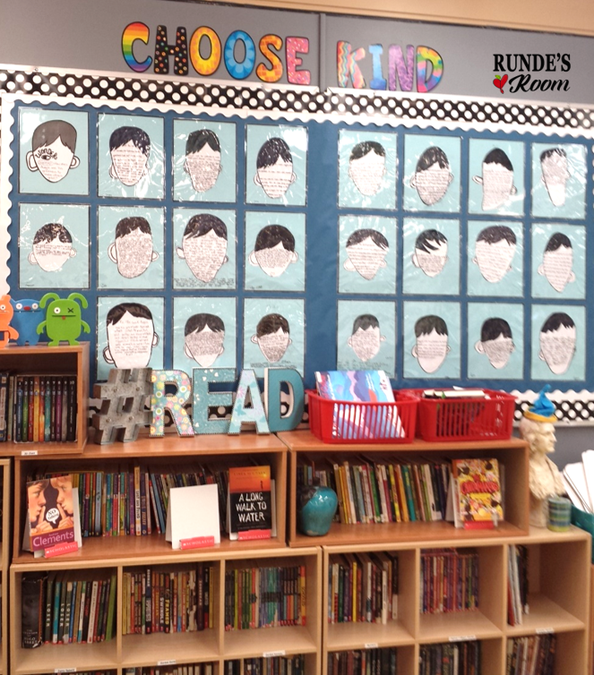 Reading Response Activities for Wonder | RUNDE'S ROOM