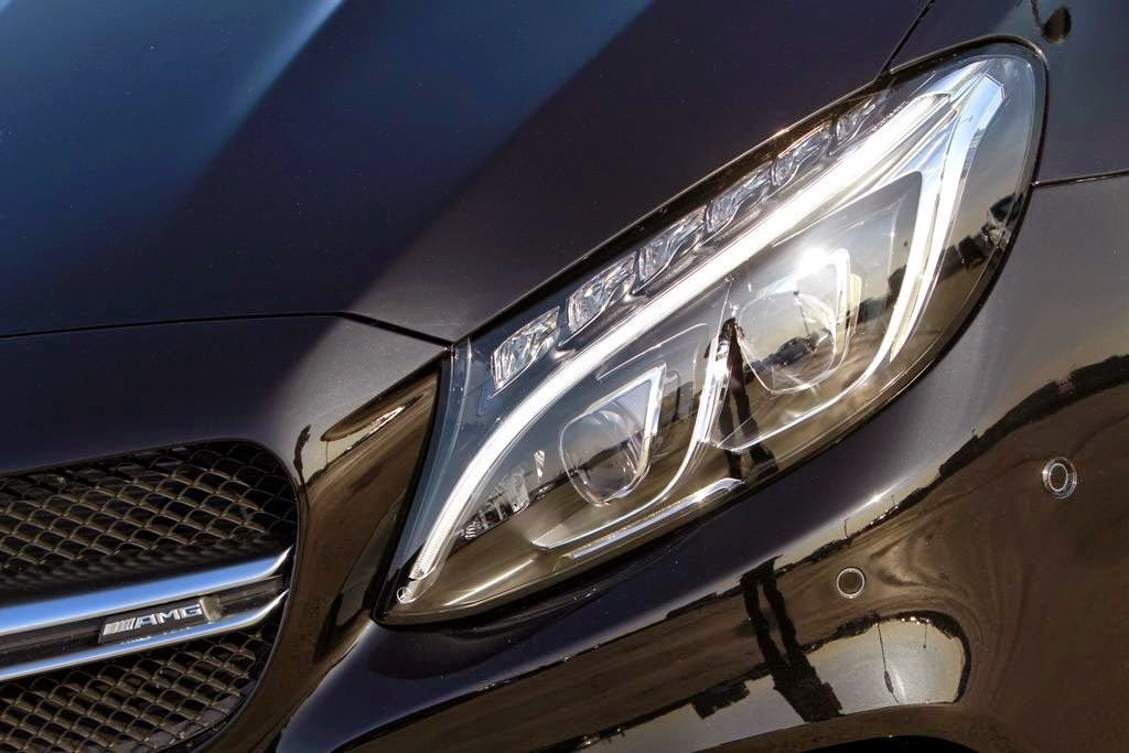 c63 headlights