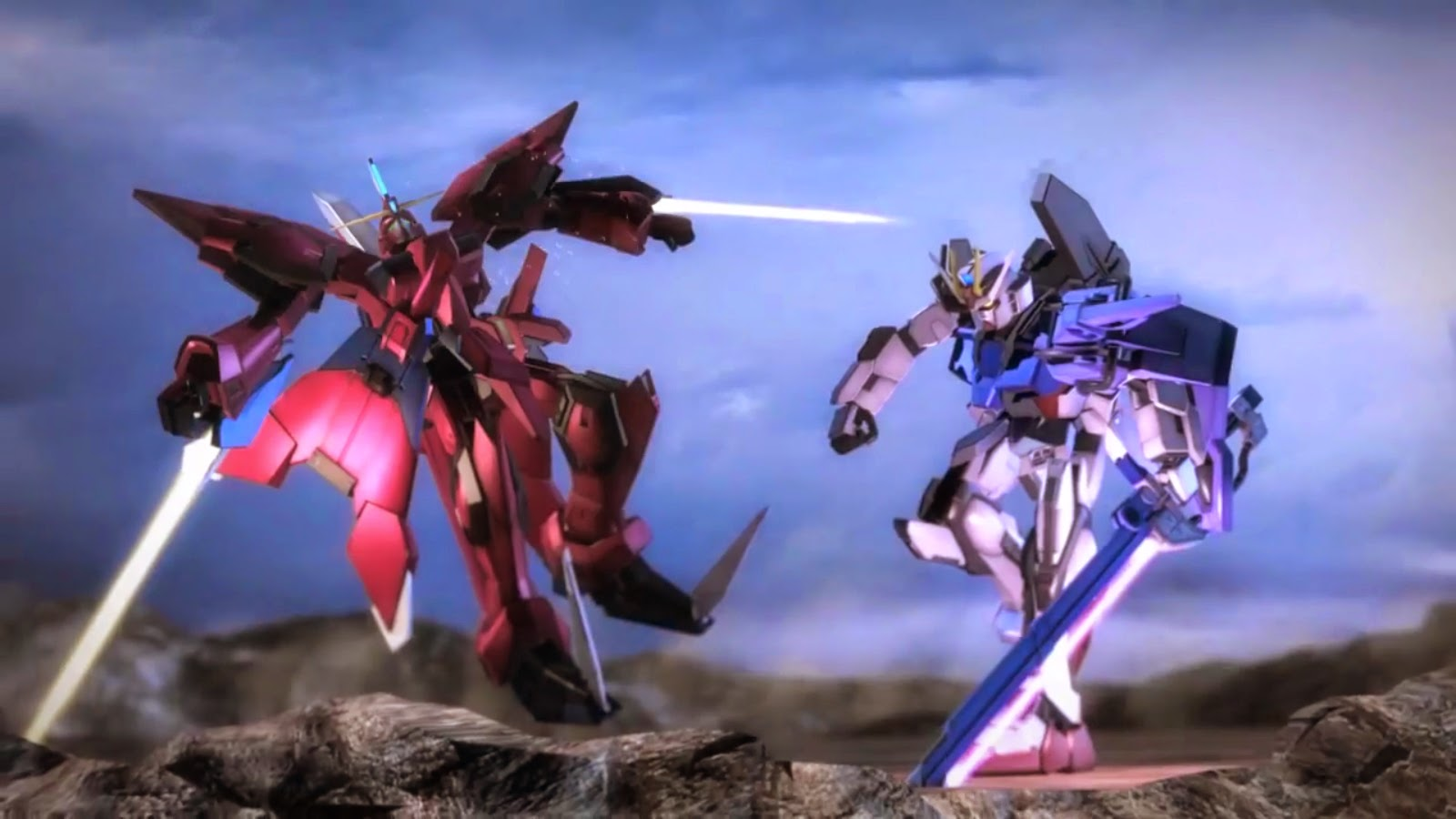 Gundam Reborn Dynasty Warriors