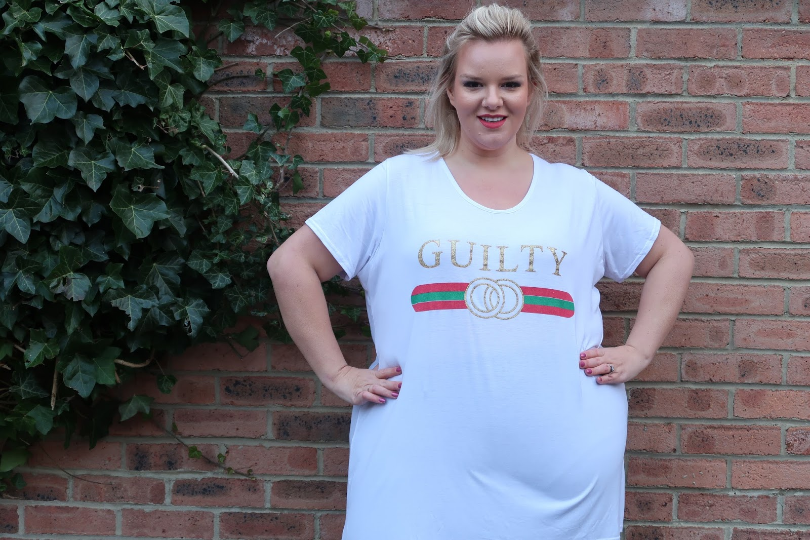 Casual Outfit Post featuring CurveWOW and Yours Clothing with tips on what to do when feeling overwhelmed by UK Plus Size Blogger WhatLauraLoves