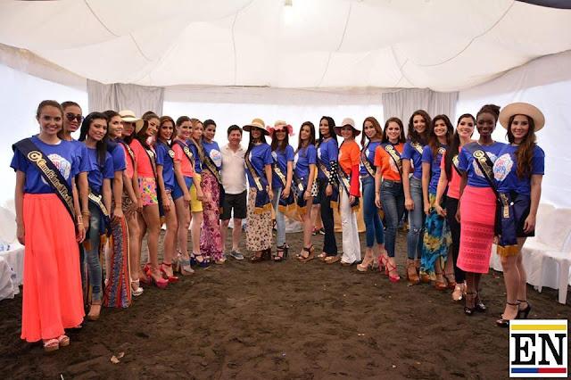 miss ecuador 2017 candidatas