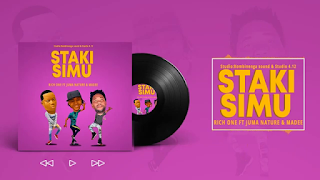 Download Audio | Rich One Ft Juma Nature & Madee - Sitaki Simu
