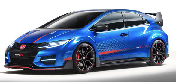 2016 Honda Civic Type R Concept Review Design Release Date Price And Specs