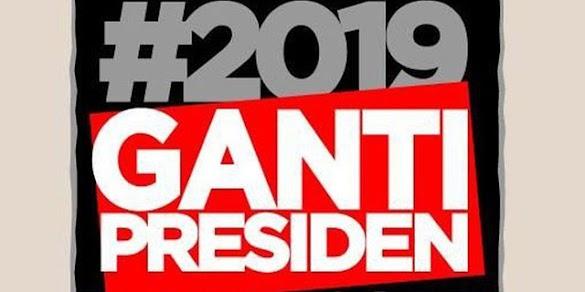 Serius Ganti Jokowi, Korsa Siapkan Mobil Bertagar #2019GantiPresiden