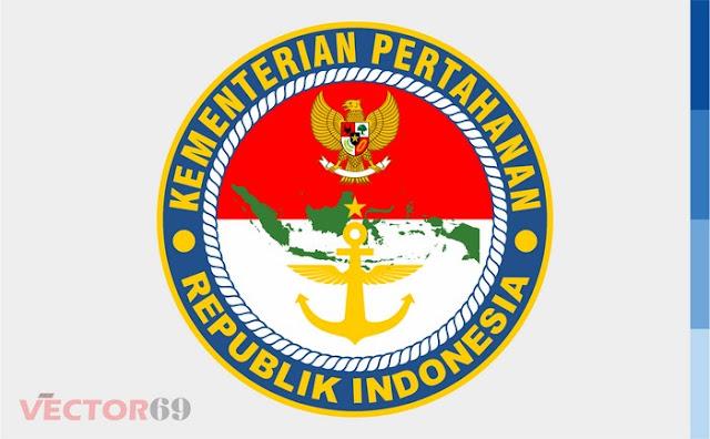 Logo Kementerian Pertahanan Indonesia (Kemenhan) - Download Vector File EPS (Encapsulated PostScript)