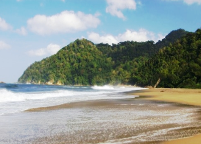Pantai Sukamande Banyuwangi Yang Menjadi Rumah Bagi Penyu