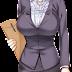 Tags: Render, Black Legwear, Brown hair, Huge Breasts, Large Breasts, Pantyhose, Skirt, Tachibana Kyouka, Tachibana-san-chi no Dansei Jijou