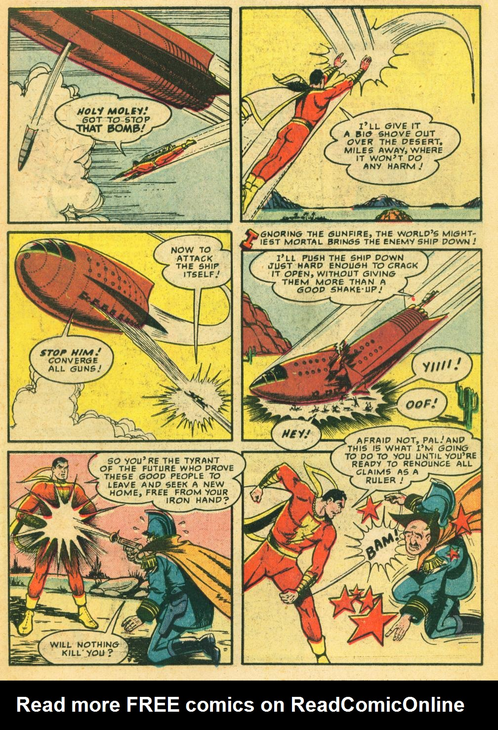 WHIZ Comics issue 119 - Page 11