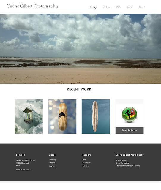 graphic-design-website-page