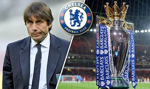 Antonio Conte - Chelsea Title Winner