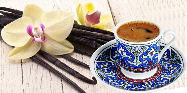 ev yapımı vanilyalı Türk kahvesi - www.kahvekafe.net