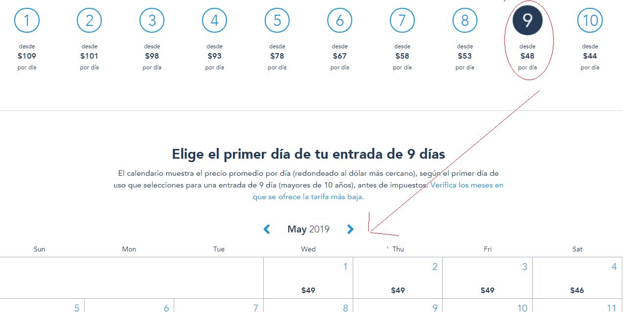 Calendario De Multitudes Disney 2019.Guia Para Organizar Un Viaje A Walt Disney World Orlando