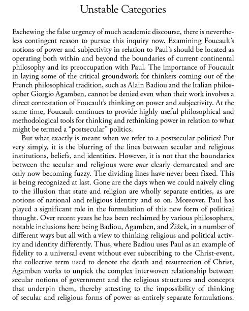 Variazioni Foucaultiane Sophie Fuggle Foucault Paul