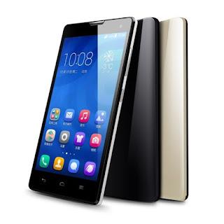 Harga Huawei Honor 3C Terbaru, Didukung Kamera Selfie 5 MP