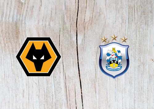 Wolves vs Huddersfield Full Match & Highlights 25 November 2018