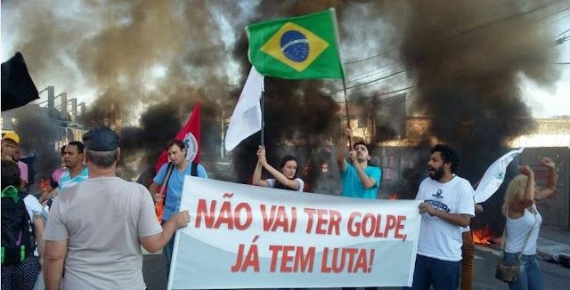 O Brasil está cansado da desordem
