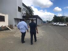 Director SNS recorrió distintas aéreas Hospital Vinicio Calventi y conversó  con personal