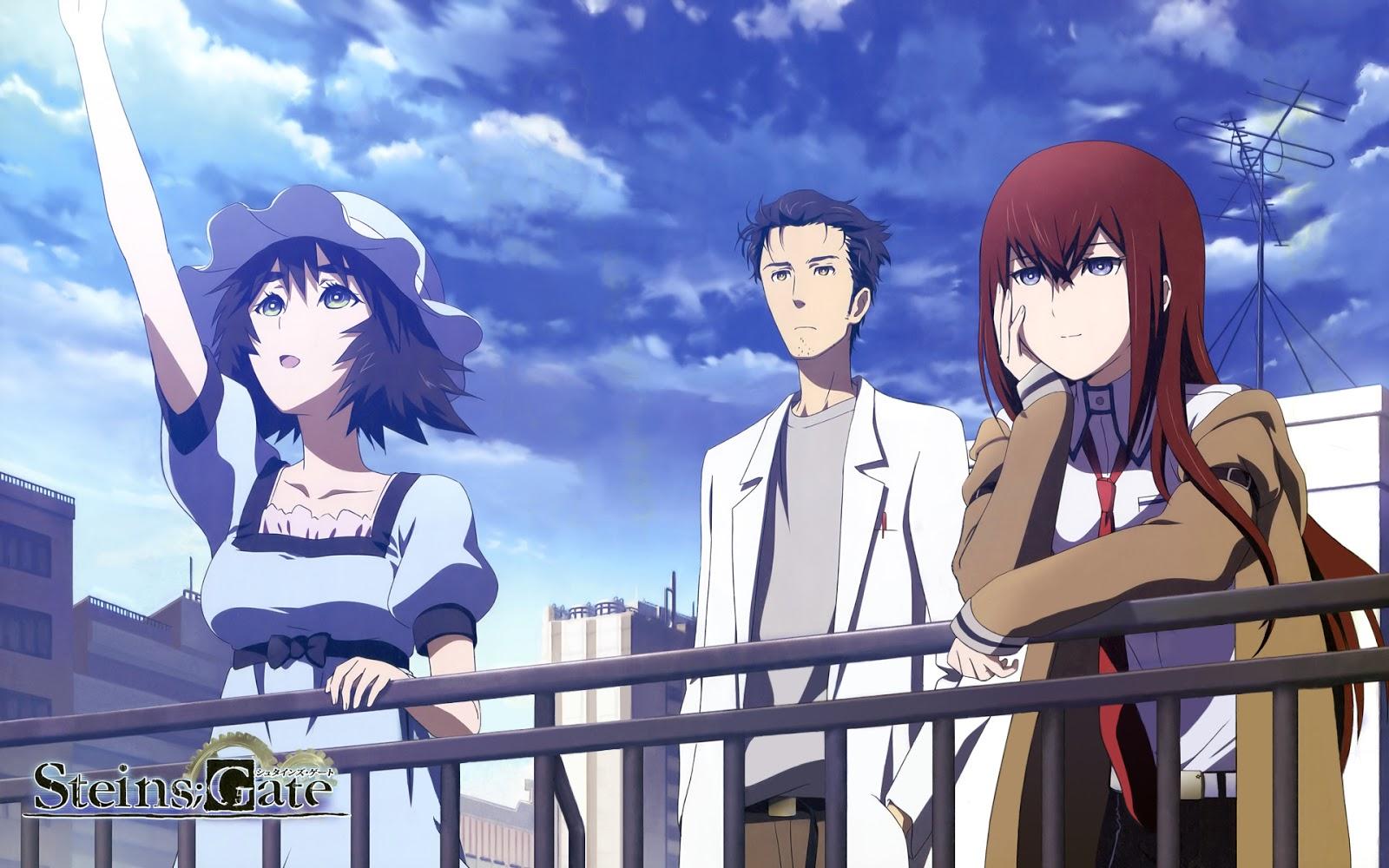 Kết quả hình ảnh cho Steins;Gate anime