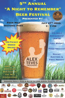 5th Annual - A Night to Remember Beer Festival