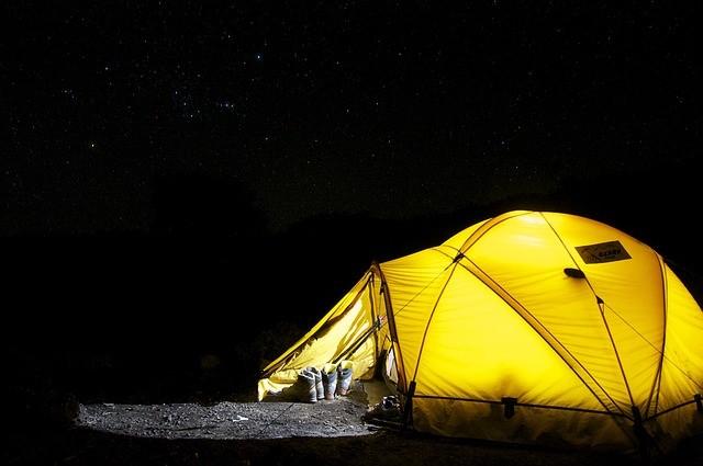 Daftar Tempat Terbaik Untuk Camping di Bogor