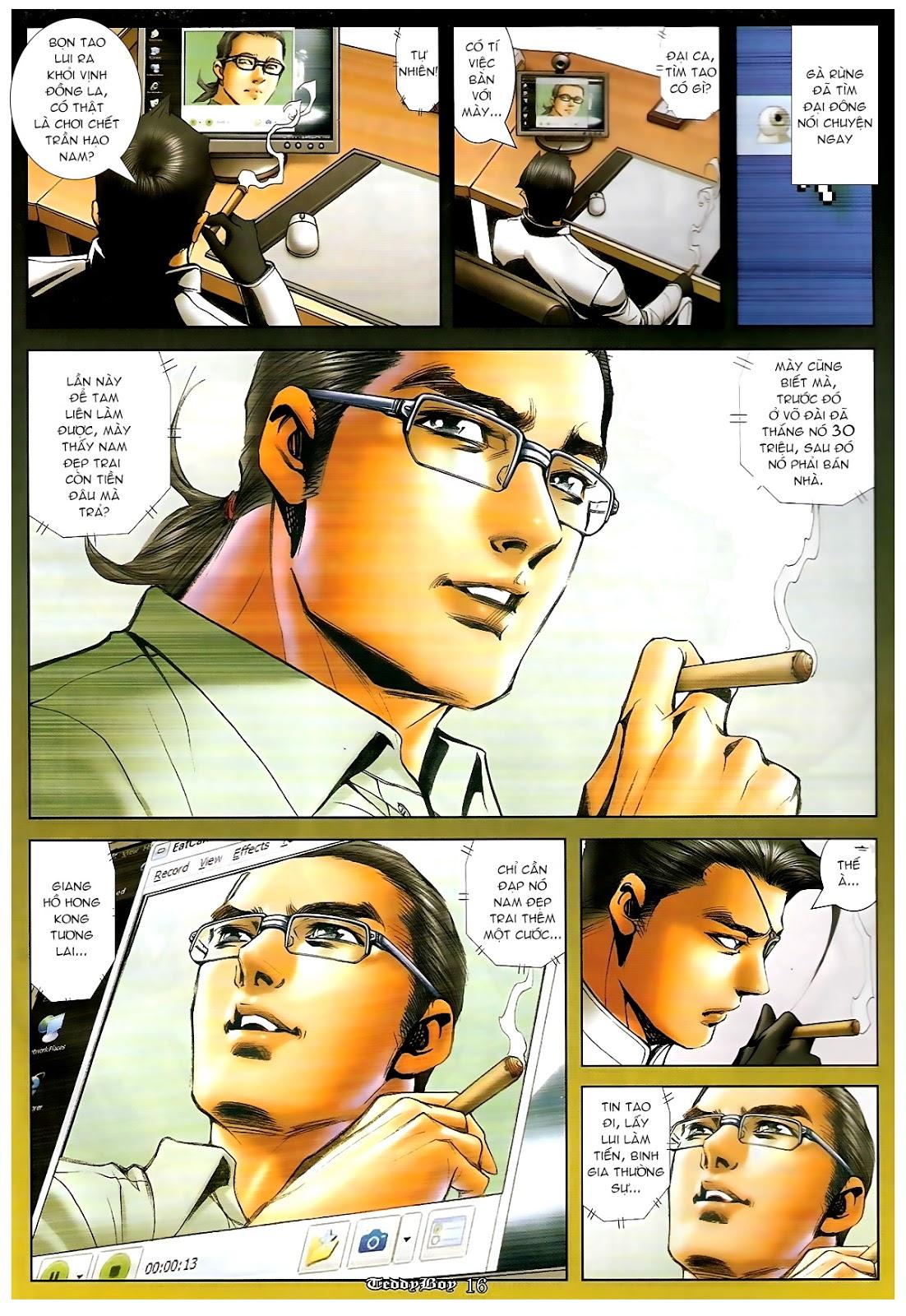 Người Trong Giang Hồ - Chapter 1208: Không nhìn lầm - Pic 15