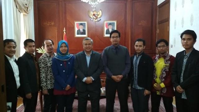 4 Butir Hasil Audiensi Darurat PPMI Mesir dan KBRI Cairo
