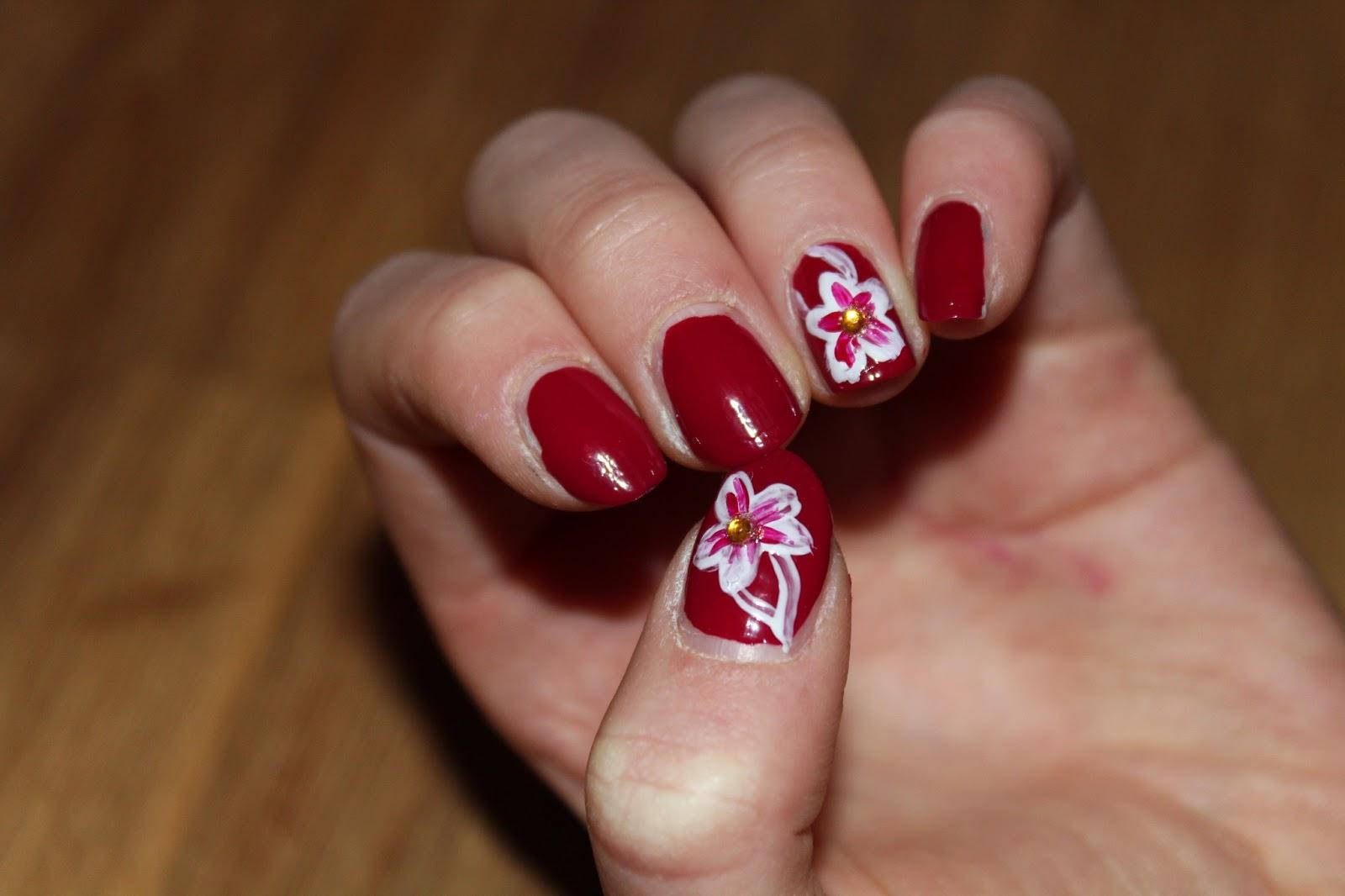 Cute and easy nail designs - Cute nail polish designs to do at home ...