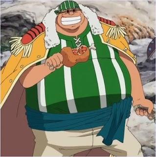 ลัคกี้ โล (Lucky Roo) @ One Piece