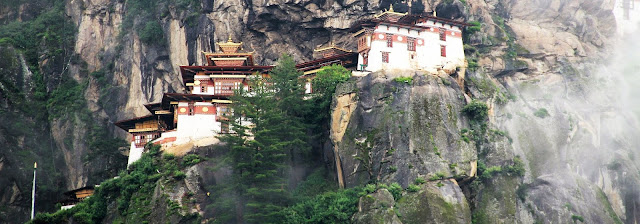 Finding Shambhala in Bhutan