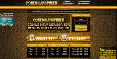 Gemilangpoker Situs Agen Poker Dan Bandar Q Terbaik