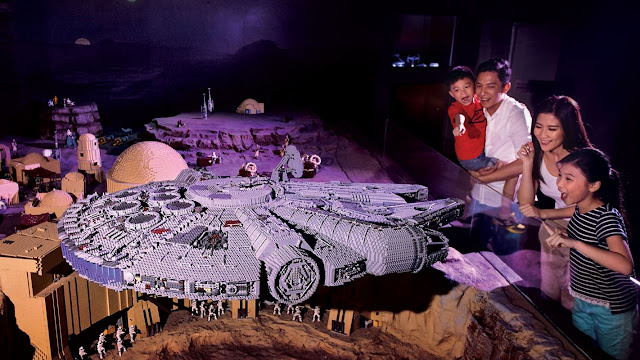 LEGOLAND® MALAYSIA MELANCARKAN LEGO®  STAR WARS™  SPEED BUILD CHALLENGE YANG TERBESAR DI ASIA TENGGARA !