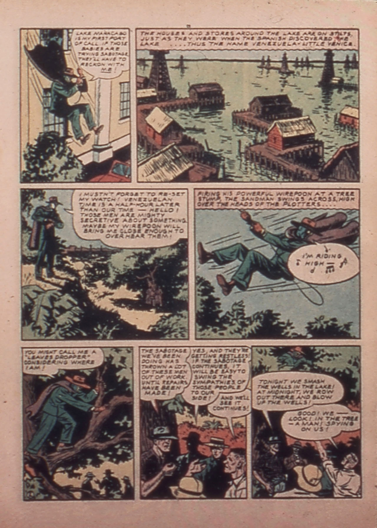 Read online All-Star Comics comic -  Issue #9 - 27