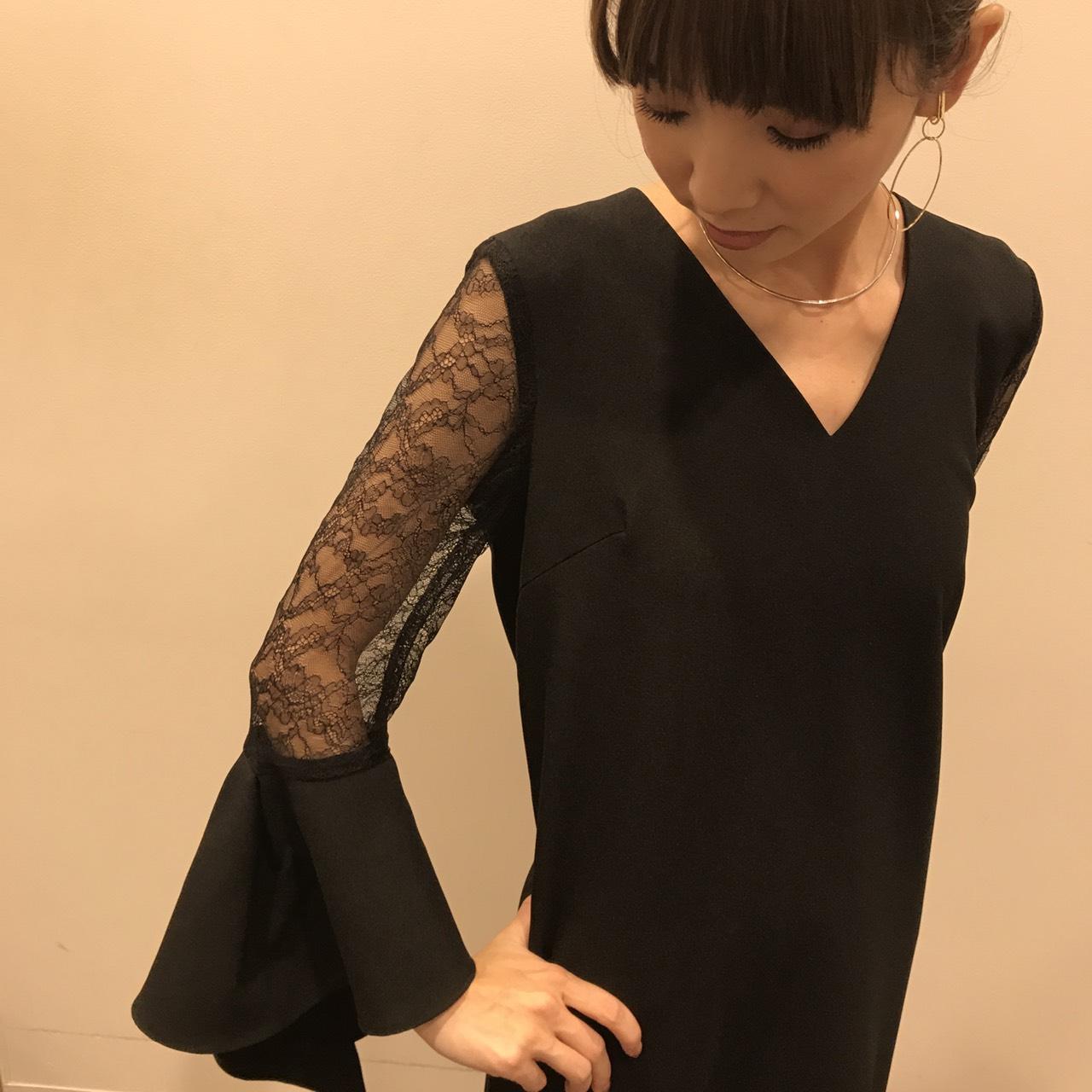 LASUDイオンモール大日店新作ドレス
