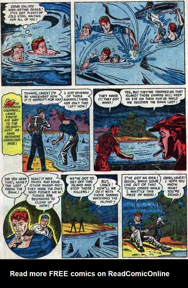 Read online WHIZ Comics comic -  Issue #154 - 14
