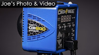 Paul C. Buff DigiBee DB400 & DB800 Studio Strobes - Review Plus Photo Samples