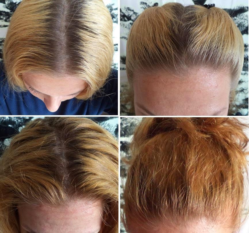 Mitsuuko De Ak Z Chemkou Odbarvene Blond Hennou K Zrzavemu Liscimu