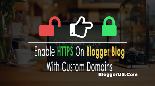 How to Enable HTTPS free Encription in Blogger/Wordpress Website Using Cloudflare on Custom Domain