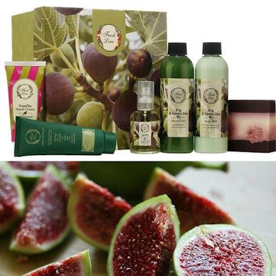 Fig & Green Tea Set