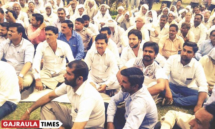 ajeet-singh-amroha-jat-protest