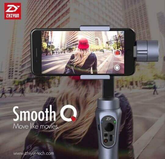 Zhiyun Smooth-Q To Land in Philippines this April; Yours for Php9,495