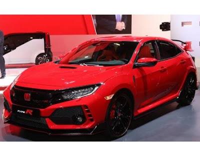 Spesifikasi dan Harga Honda Civic Type R 2017