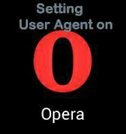 Cara mengubah tampilan menjadi Desktop di Opera Android