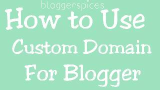 How To Use Custom Domain