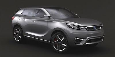 SIV-2 Concept Car