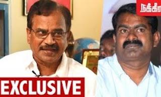 Tamilaruvi Manian Open Talk about Seeman & his Policies