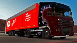 Bodex Fliegl standalone trailer (1.22)